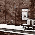 Old Station Platform by mps2000