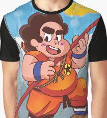 Son Steven? Stevoku? Or Gokuven? Graphic T-Shirt
