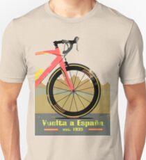 Vuelta a España Bike Unisex T-Shirt