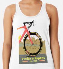 Vuelta a España Bike Women's Tank Top