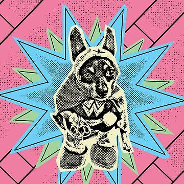 Wonder Dog by DennisRogers