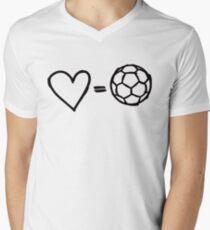 love equals football T-Shirt