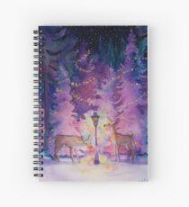 Cuaderno de espiral Feliz y brillante