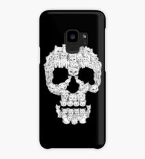 Skulls are for Pussies Case/Skin for Samsung Galaxy