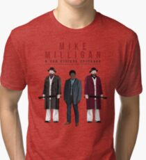 Mike Milligan & The Kitchen Brothers! FARGO Tri-blend T-Shirt