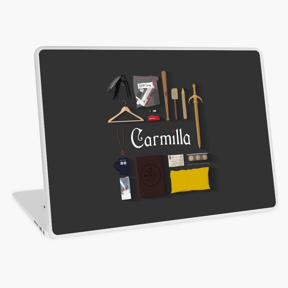 Artículos de Carmilla Vinilo para portátil
