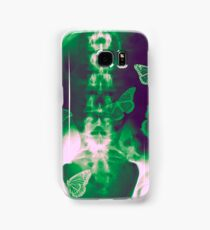 Butterflies in the stomach - x-ray  Samsung Galaxy Case/Skin