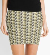 God gives us Power, Love and a Sound Mind Mini Skirt
