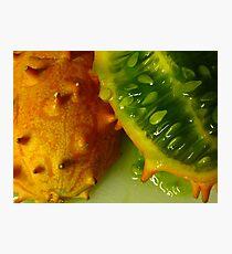 Green inside - Pitahaya Photographic Print