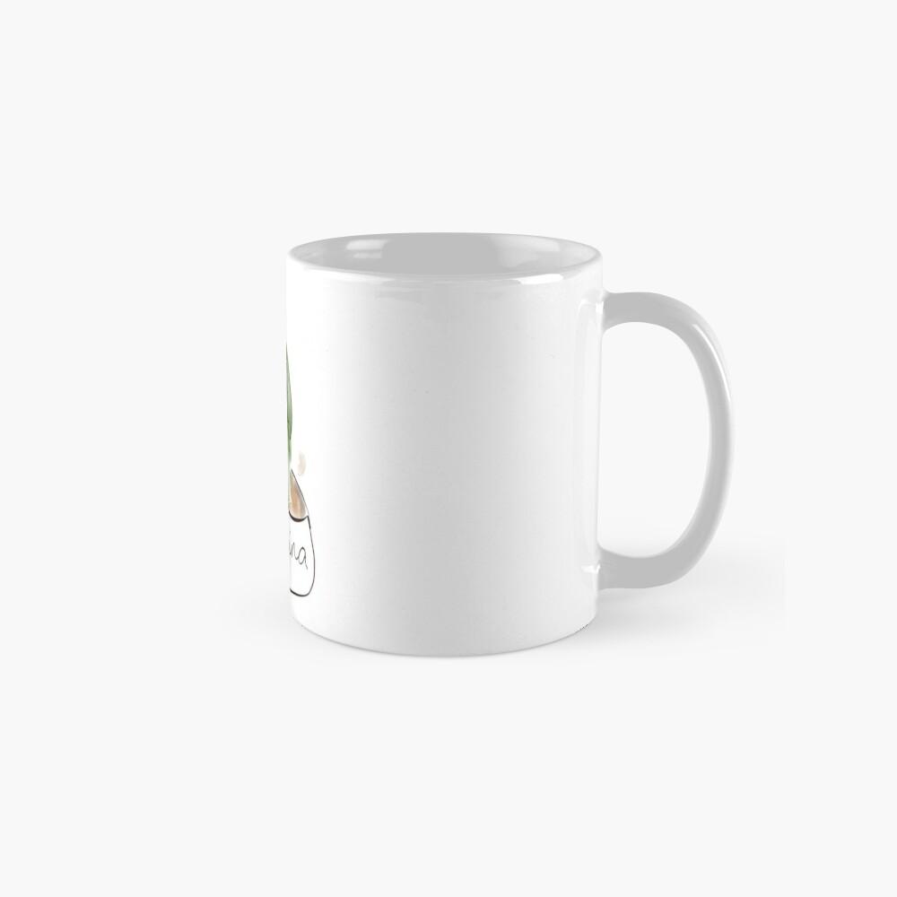 Caffeina - Goddess of Coffee Mugs
