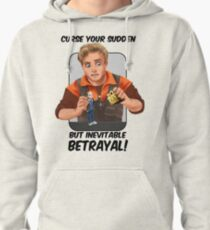 Wash - Fox's inevitable betrayal Pullover Hoodie