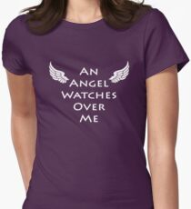 An Angel Watches Over Me (Ask if you want other words) T-Shirt