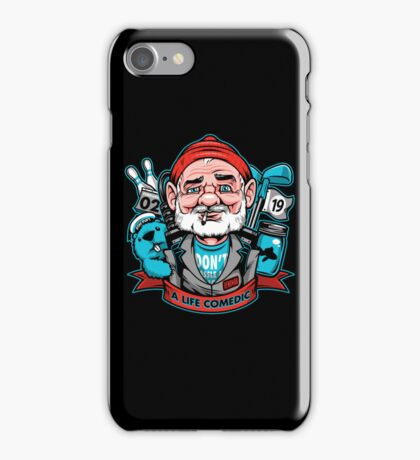 A Life Comedic iPhone Case/Skin