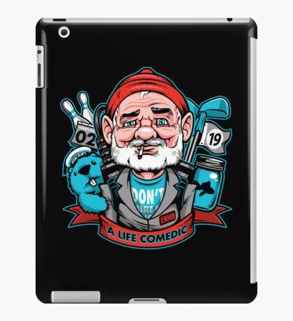 A Life Comedic iPad Case/Skin
