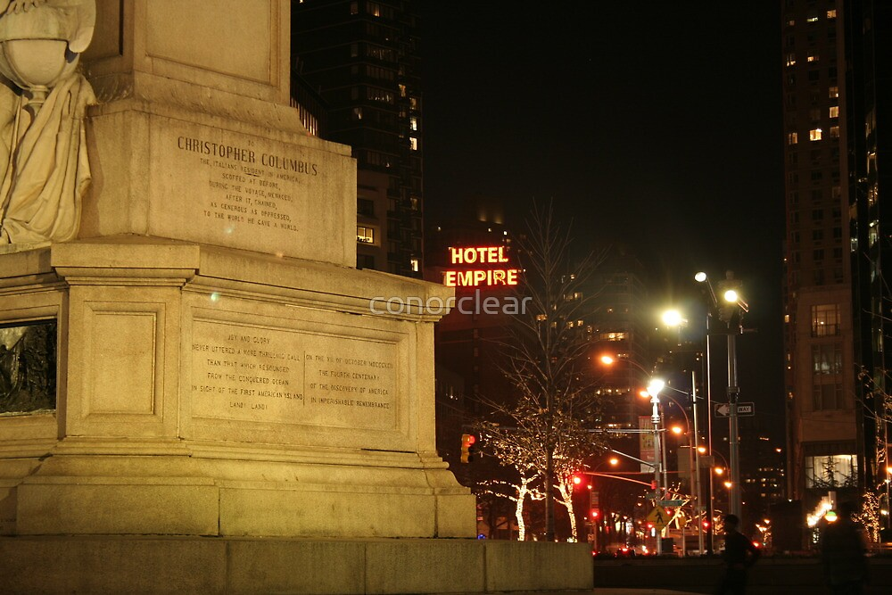 Columbus Circle NYC by conorclear