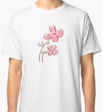 Cute floral Classic T-Shirt