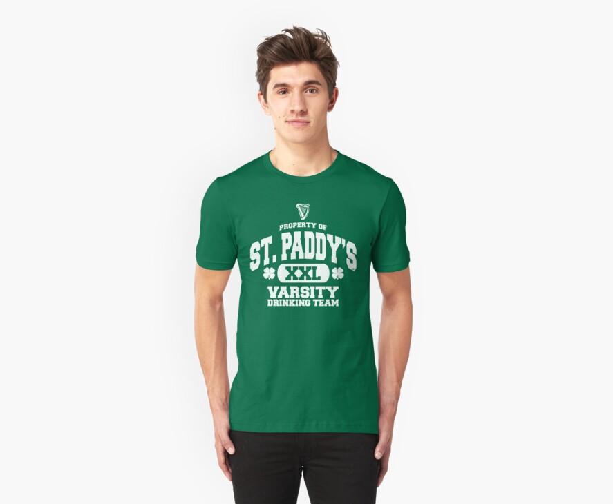 St. Paddy's Varsity by ZugArt