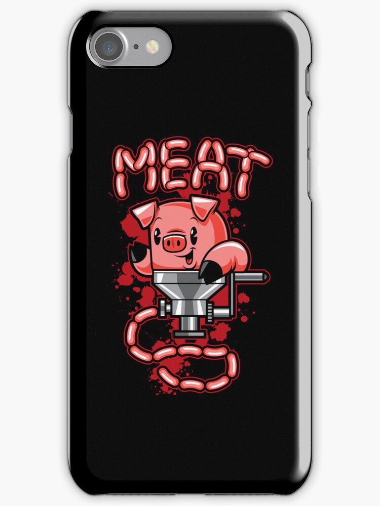 Nice to Meat You! by harebrained