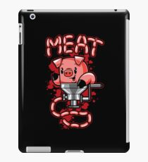 Nice to Meat You! iPad Case/Skin