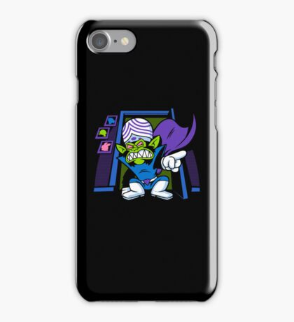 Evil Mojo in our Closet iPhone Case/Skin
