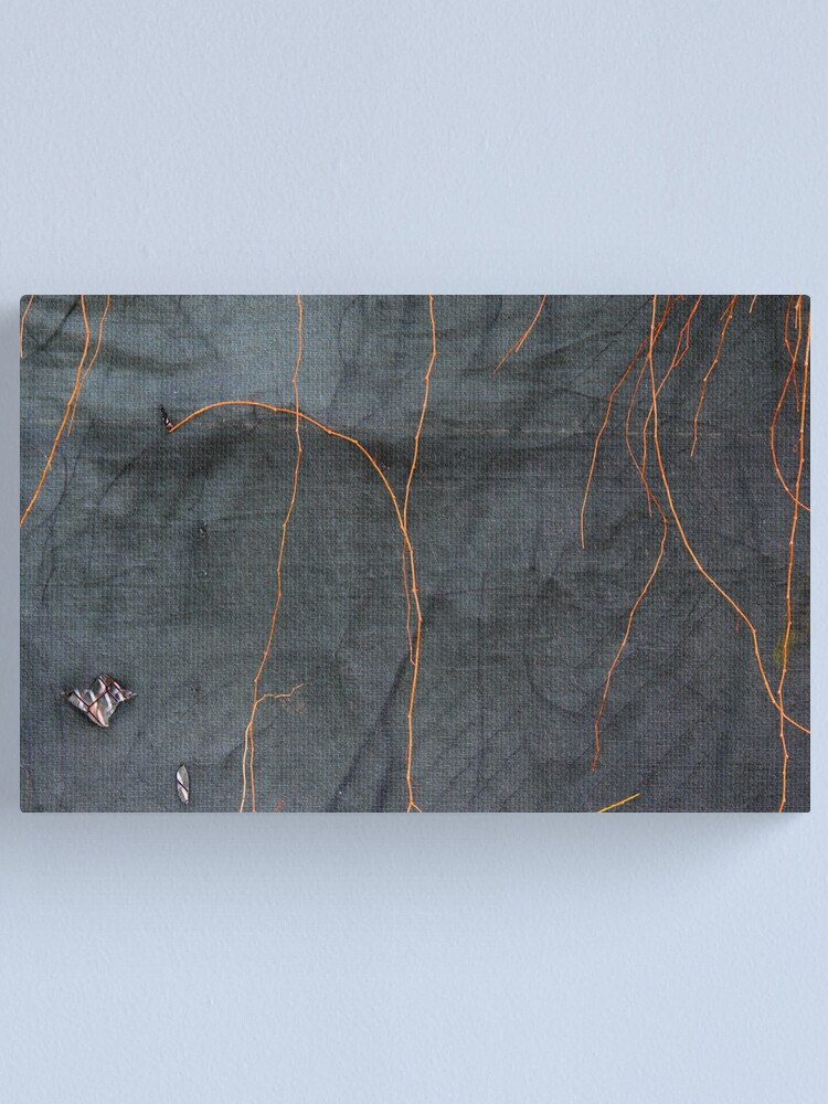 Alternate view of Layers Canvas Print