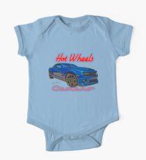 Hot Wheels Camaro T-Shirt is Fine One Piece - Short Sleeve
