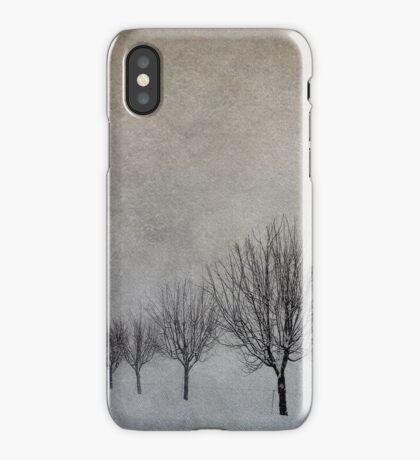 Winter's Work iPhone Case/Skin