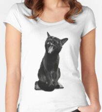 Lets Draaw! Women's Fitted Scoop T-Shirt