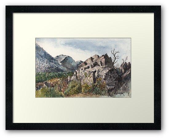 The rock by Adolfo Arranz