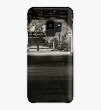 Uhlerstown Covered Bridge III Case/Skin for Samsung Galaxy