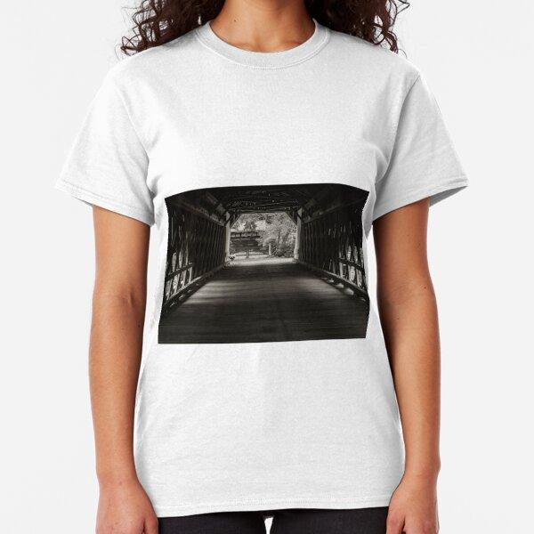 Uhlerstown Covered Bridge III Classic T-Shirt