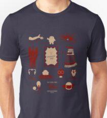 Doctor Who |Aliens & Villains (alternate version) T-Shirt
