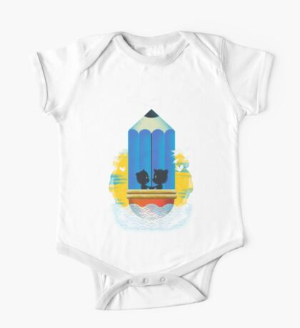 Cruisin in the Art of Love Kids Clothes