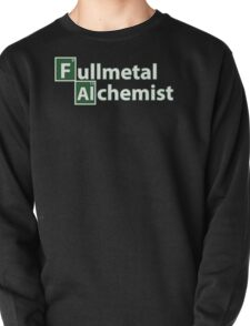 fullmetal alchemist breaking bad  Pullover