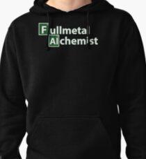 fullmetal alchemist breaking bad  Pullover Hoodie