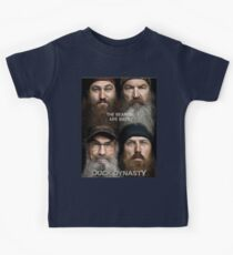 Duck Dynasty Beards Kids Clothes