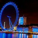 London Eye by Cathy Grieve