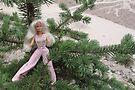 Pincushion doll by VeronicaPurple