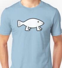 Pionierfisch [original B & W] Slim Fit T-Shirt