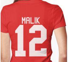 Zayn Malik jersey (white text) Womens Fitted T-Shirt