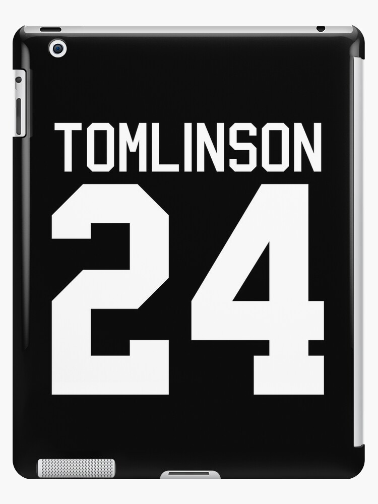 Louis Tomlinson jersey (white text) by sstilinski
