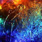 Rainbolic - Experimental Prism Photograph #35 by jeffjag