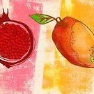 Fruit Salad by Jessie Boulard