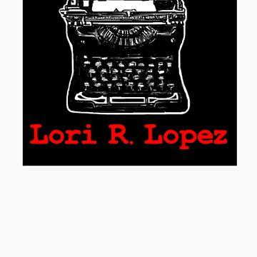 TYPEWRITER by Lori-R-Lopez