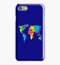 Map of the World iPhone Case/Skin