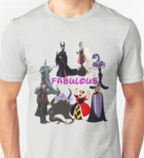 Fab Villains Unisex T-Shirt
