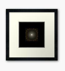 A star is born ... Framed Print