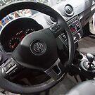 Volkswagen New Gol Power Inside [ Print & iPad / iPod / iPhone Case ] by Mauricio Santana