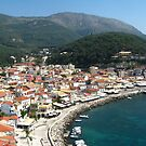 Roofs of Parga by Maria1606