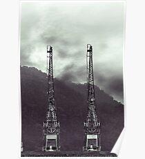 girafes (2) Poster